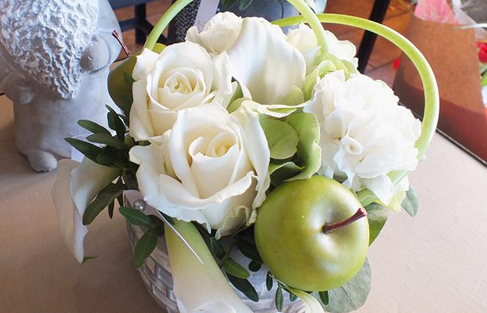 Bouquet de fleurs pour naissance mademoiselle for Bouquet de fleurs pour une naissance